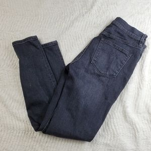 J.Crew 27 9 inch High Rise Toothpick Jeans Skinny